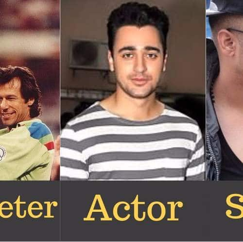 Bollywood Actors Who Share Their Names With Famous Personalities From Other Professions