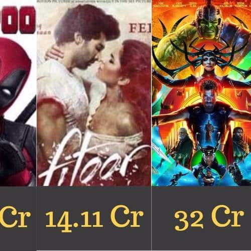14 Hollywood Films That Got Better Opening In India Than Bollywood Films