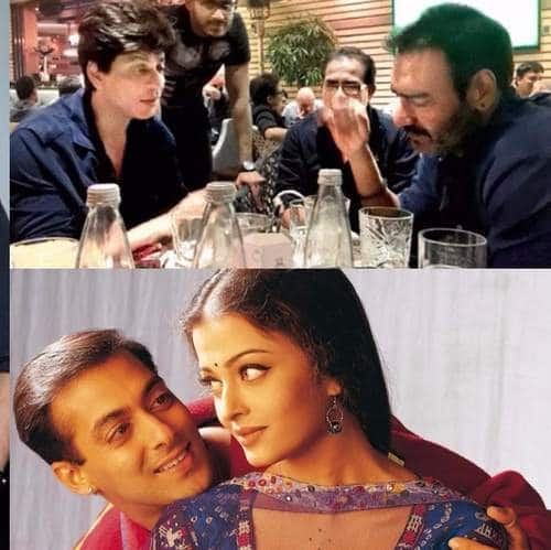 Bollywood Stars Who Had A Tiff With The Khans!
