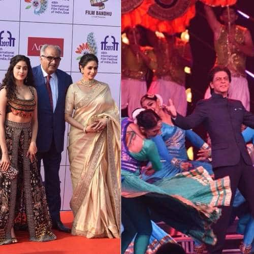 In Pictures : IFFI 2017