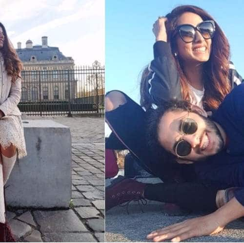 These Photos Of Sargun Mehta Will Give You Ultimate Vacation Goals