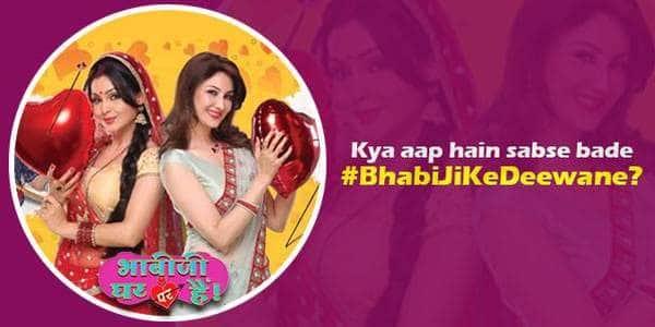 Here's How You Can Meet The Cast Of Bhabi Ji Ghar Par Hai!