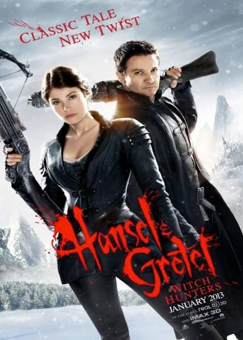Jeremy Renner, Gemma Arterton - Poster - Hansel & Gretel: Witch Hunters