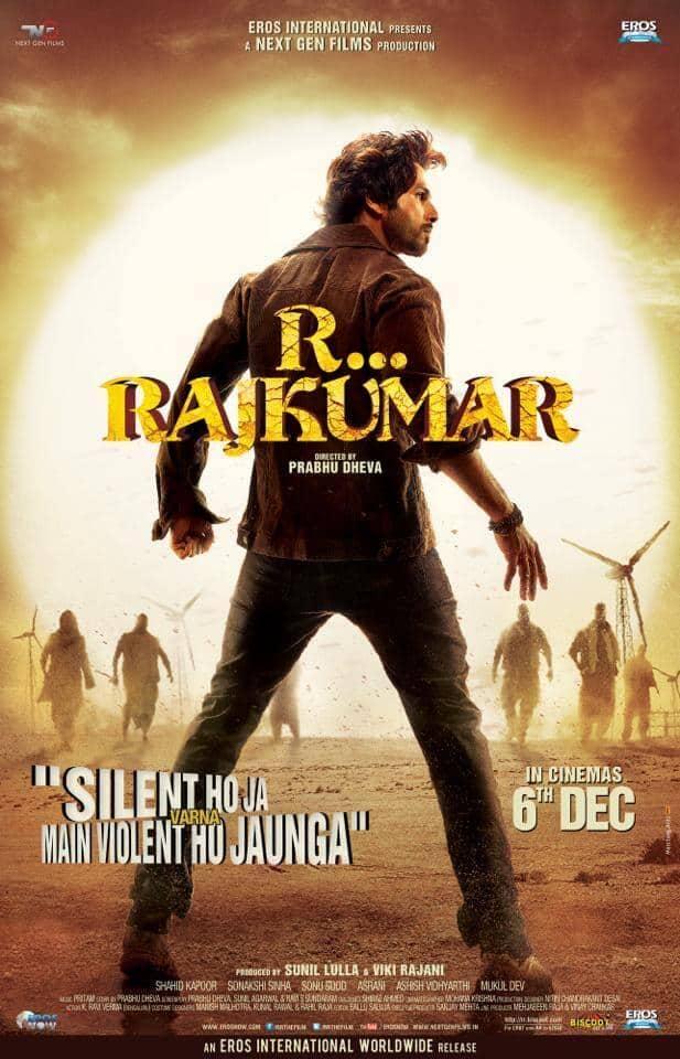 Poster 2 - R... Rajkumar