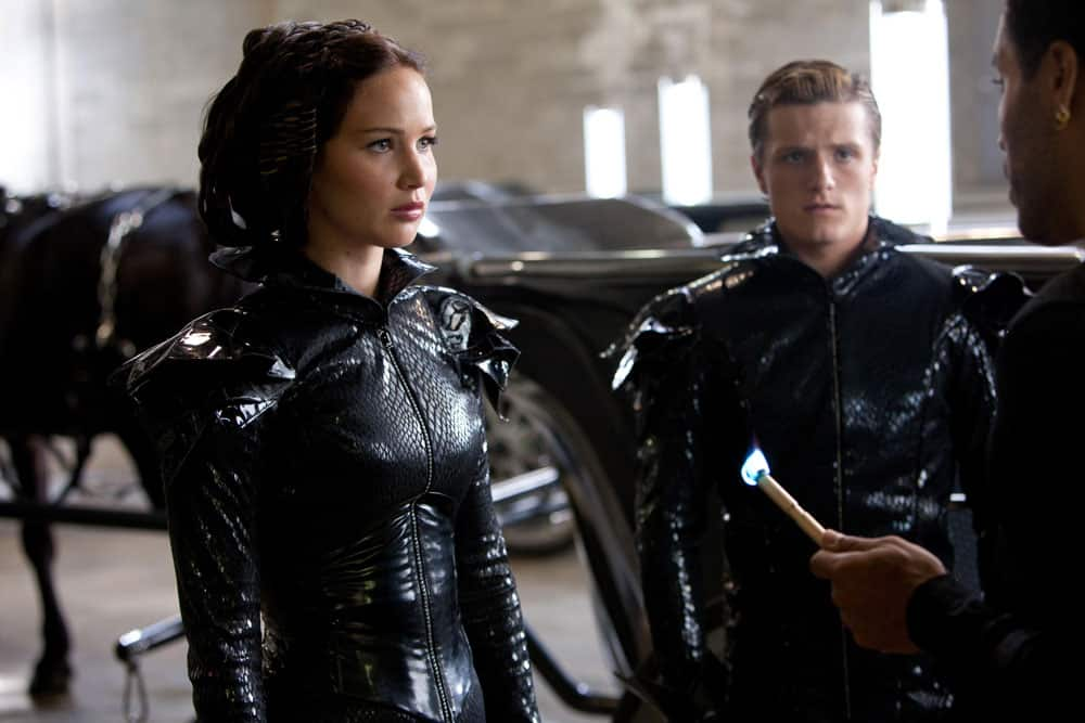 The Hunger Games Still 15