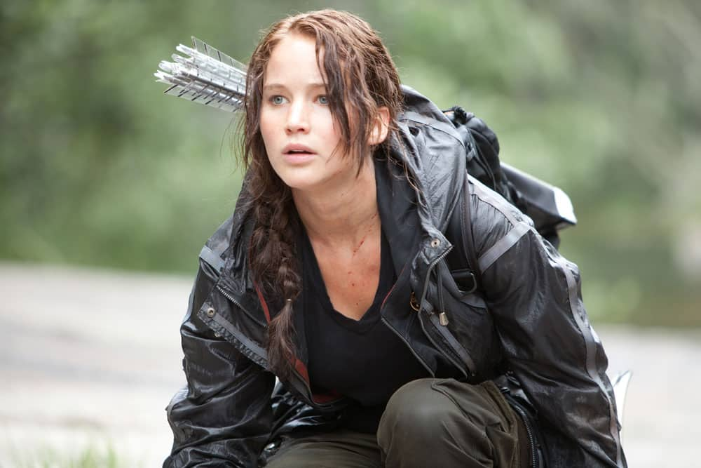 The Hunger Games Still 1