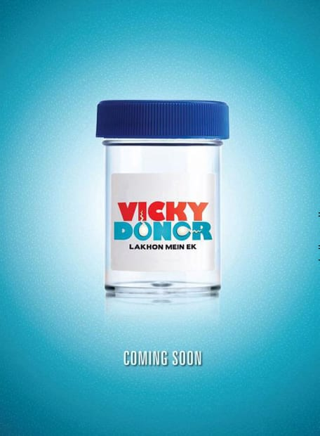 Vicky Donor - Poster 1