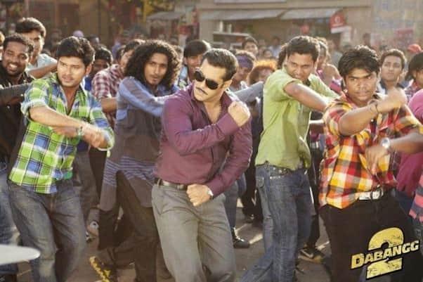 Salman Khan - Still 12 - Dabangg 2