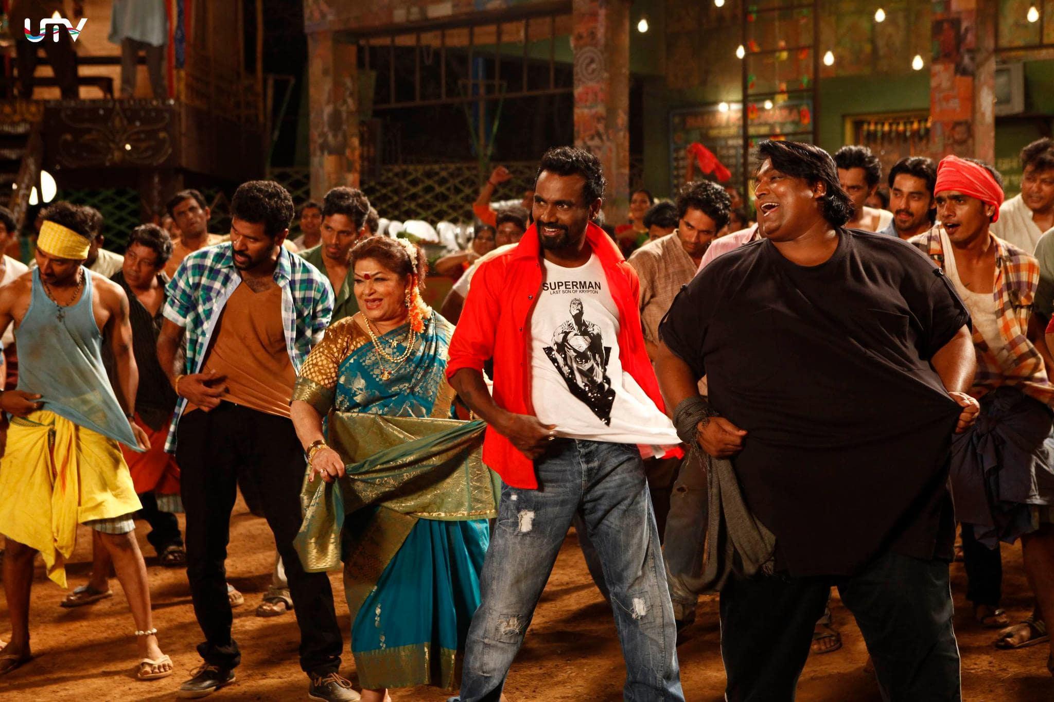 Remo D Souza, Prabhu Deva - Still 4 - ABCD Any Body Can Dance