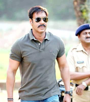 Ajay Devgan in Singham Still 11