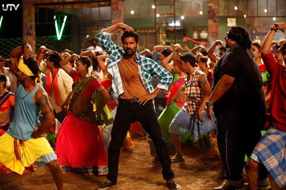 Prabhu Deva - Still 3 - ABCD Any Body Can Dance