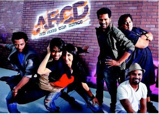 Still 2 - ABCD Any Body Can Dance