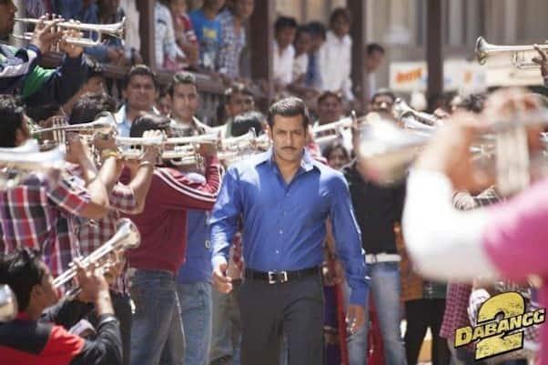 Salman Khan - Still 1 - Dabangg 2
