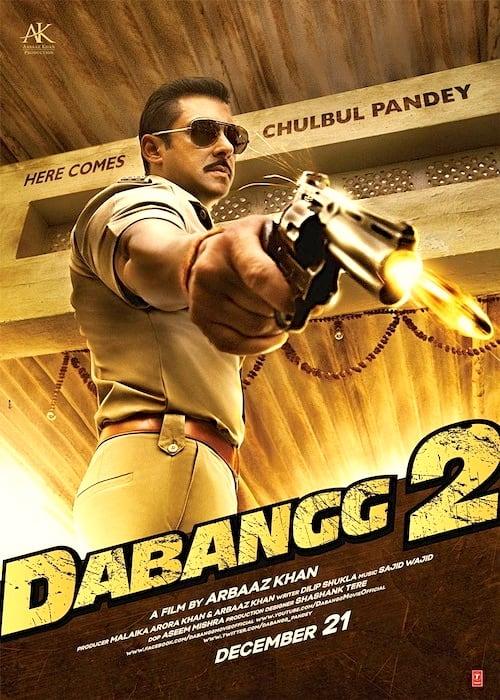 Poster 2 - Dabangg 2