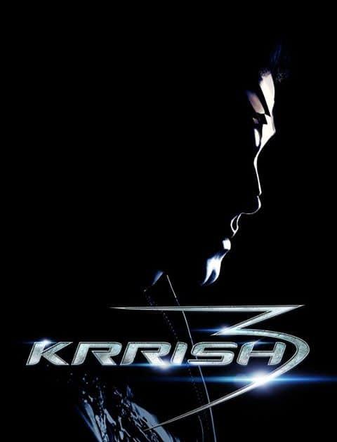 First Look - Krrish 3