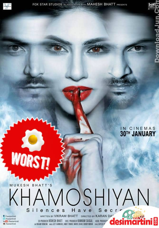 Khamoshiyan - Bollywood Hungama