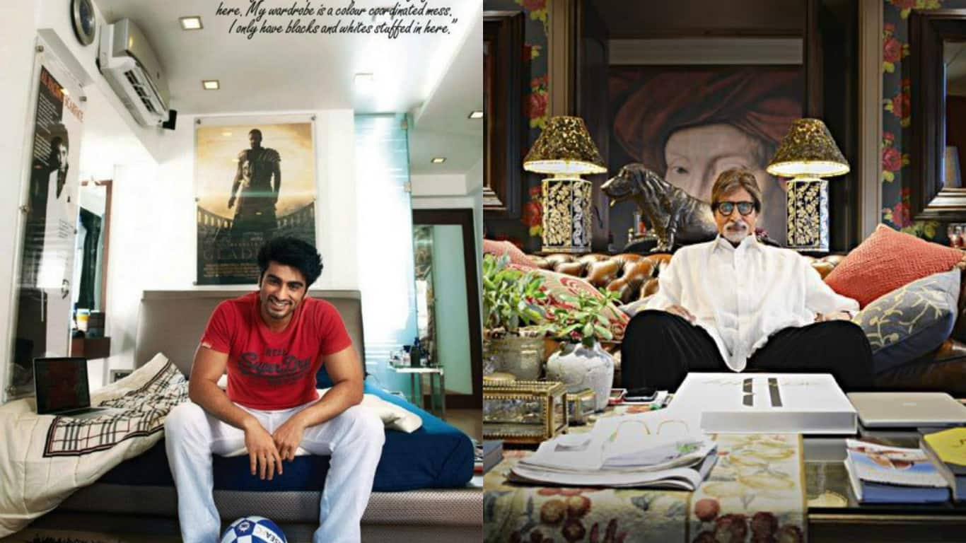 sneak peek inside bollywood celebrity homes desimartini