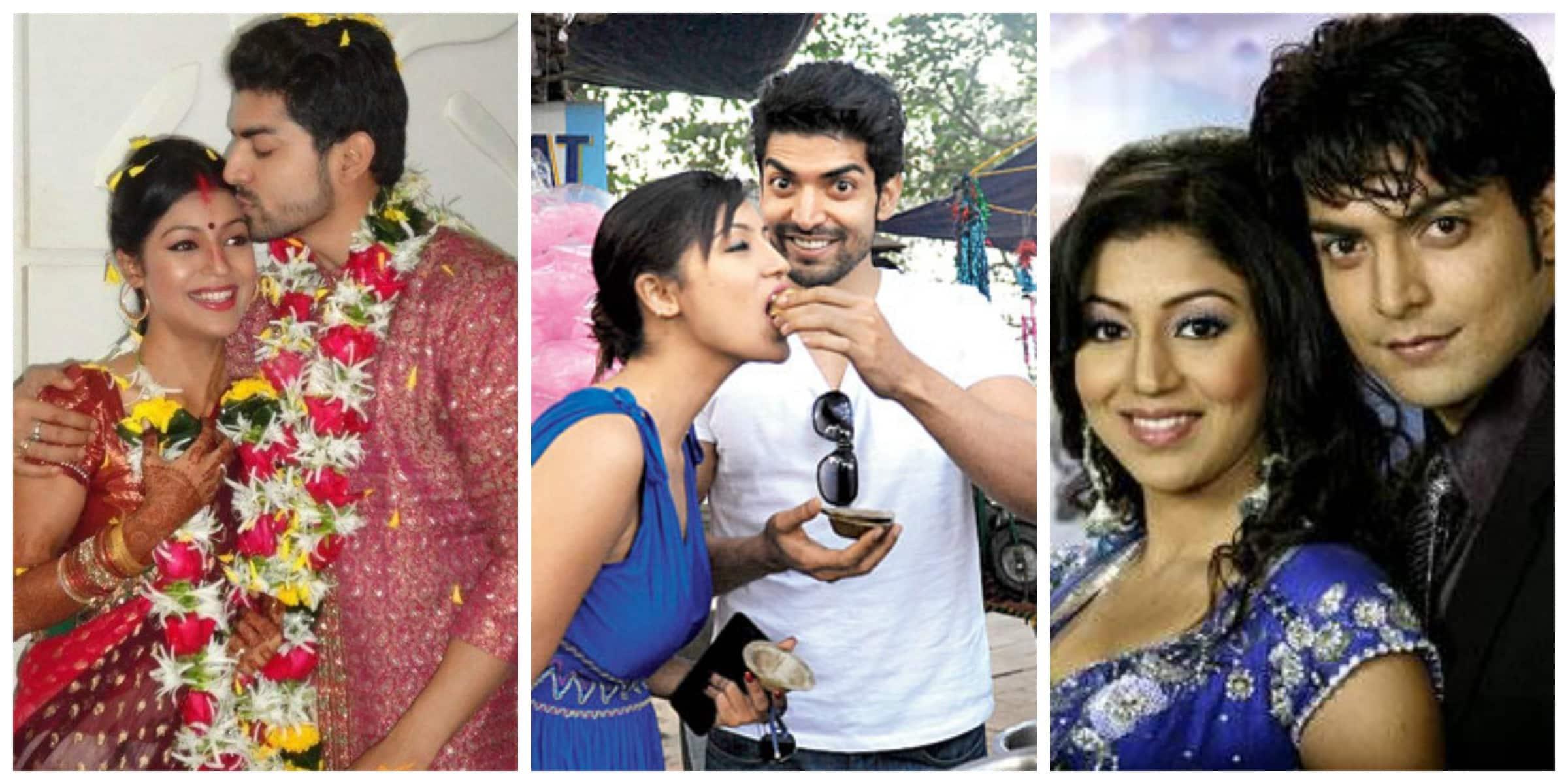 In Pictures: The Love Story Of TV's Ram- Sita, Gurmeet ... Gurmeet Choudhary And Debina Bonnerjee Love Story