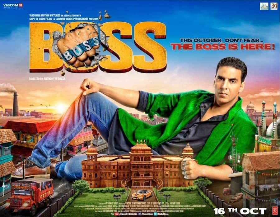 Akshay Kumar - Poster 2 - Boss 1