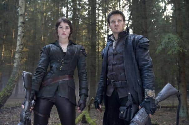 Jeremy Renner, Gemma Arterton - Still 1 - Hansel & Gretel: Witch Hunters