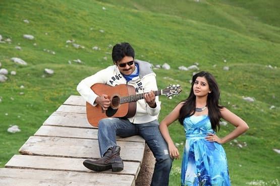 Pawan Kalyan, Samantha - Still 11- Attarintiki Daredi