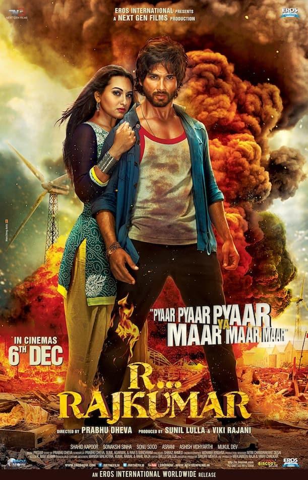 Poster - R... Rajkumar