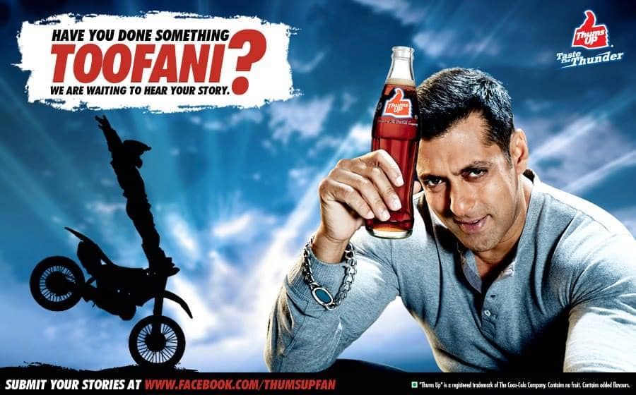सलमान खान के स्थान पर अब रणवीर सिंह कोका-कोला के ब्रांड एम्बेसेडर होंगे !