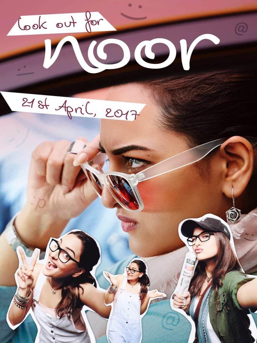 फ़िल्म 'नूर' में पाकिस्तानी पत्रकार की भूमिका में दिखेंगी सोनाक्षी सिन्हा !