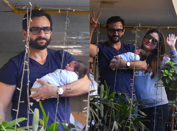 Kareena And Saif's Son Taimur TV Debut - पिता सैफ संग टीवी पर डेब्यू करेंगे करीना कपूर खान के बेटे तैमूर?