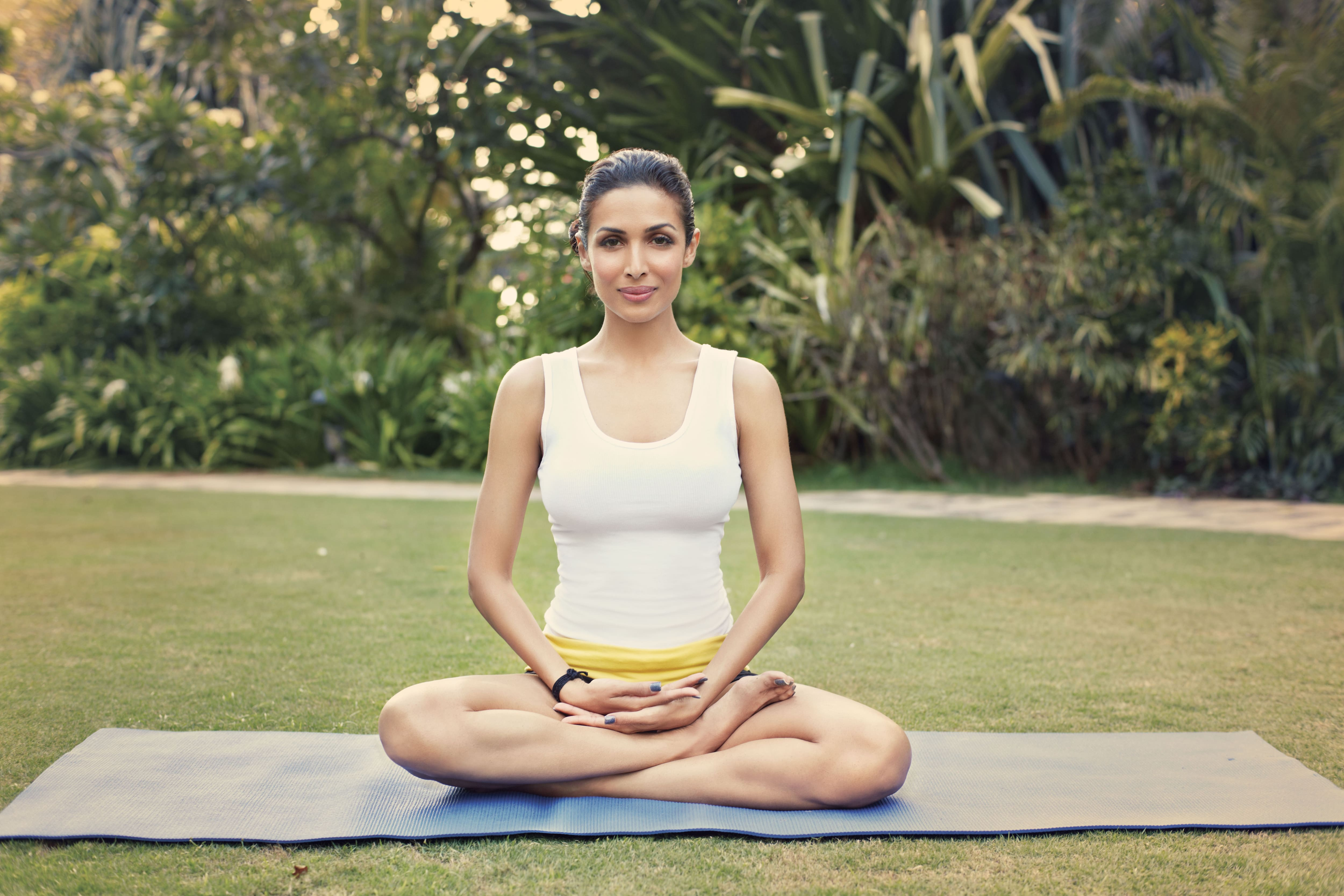 21 Bollywood Celebrities Who Swear By Yoga