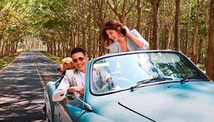 20 Pictures That Reflect Akshay Kumar And Twinkle Khanna's Blissful Life As Parents!