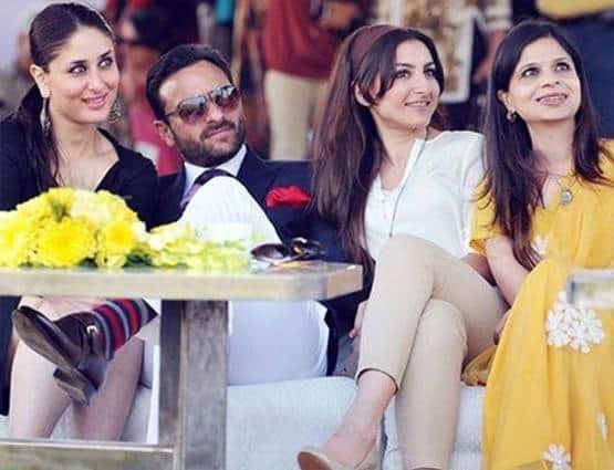 मिलिए सैफ और सोहा अली खान की मंझली बहन सबा अली खान से !