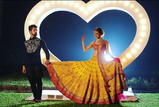 Sargun Mehta Is The Cure For Sore Eyes In These Gorgeous Pictures From Her Brother's Wedding