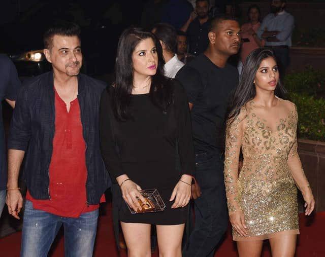 एक बार फिर माँ गौरी खान की हैलोवीन पार्टी में बेटी सुहाना ले गई सारी लाइमलाइट !