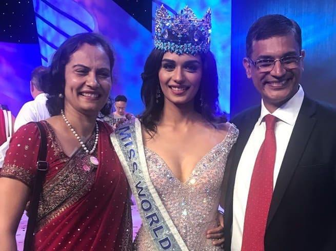 118 सुंदरियों को पछाड़ हरियाणा की मानुषी छिल्लर बनी 'मिस वर्ल्ड 2017' !