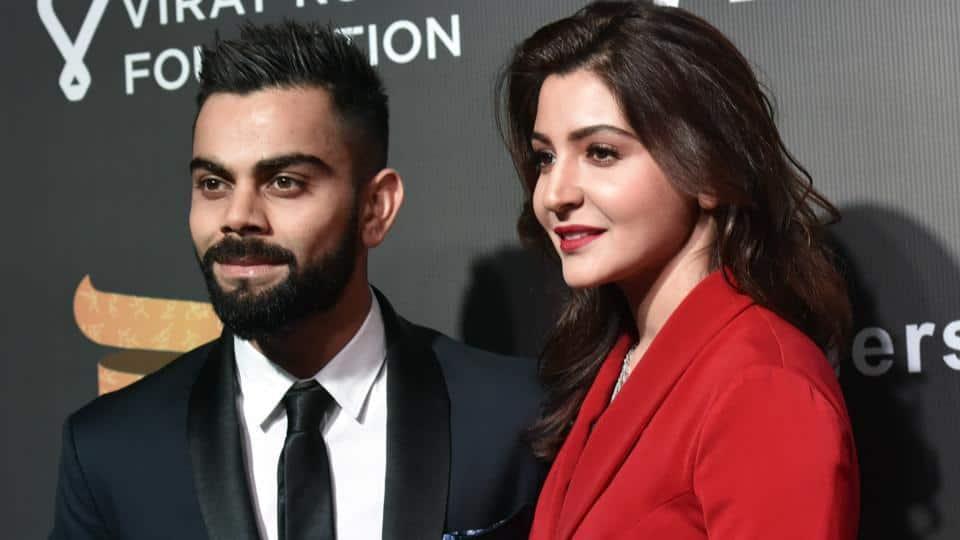 तस्वीरें : विराट और अनुष्का की जोड़ी ने अपने नाम की इंडियन स्पोर्ट्स ऑनर्स अवॉर्ड्स की ख़ास शाम !