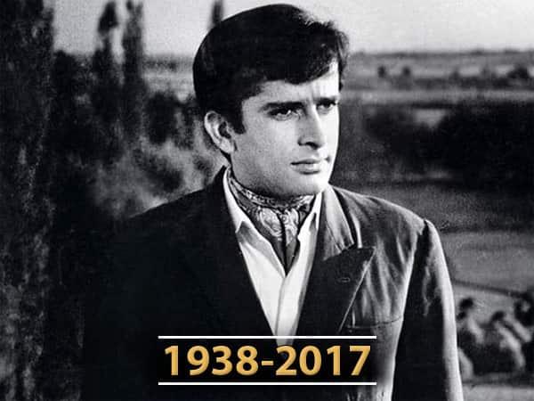 एक्टर शशि कपूर का 79 साल की उम्र में निधन !