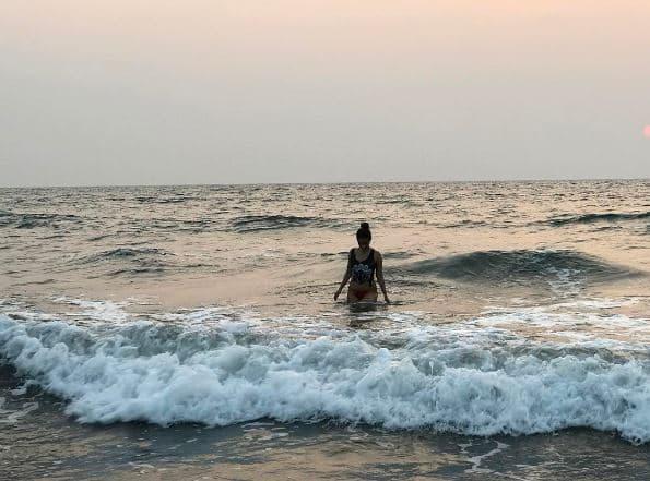रिया सेन की गोवा ट्रिप की तस्वीरें हैं बेहद हॉट !
