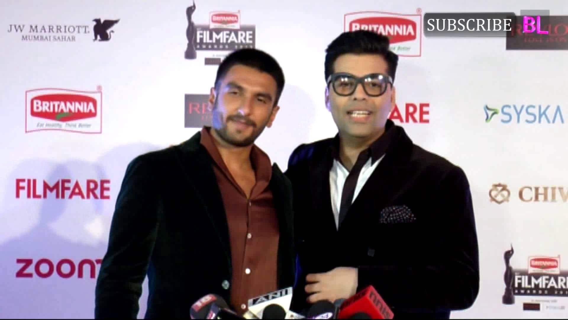 करण जौहर की अगली फिल्म में काम करेंगे रणवीर सिंह?