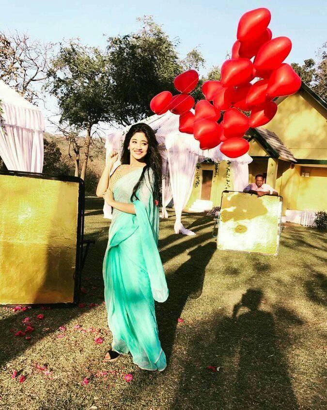 Everything You Need To Know About Yeh Rishta Kya Kehlata Hai's Naira AKA Shivangi Joshi!