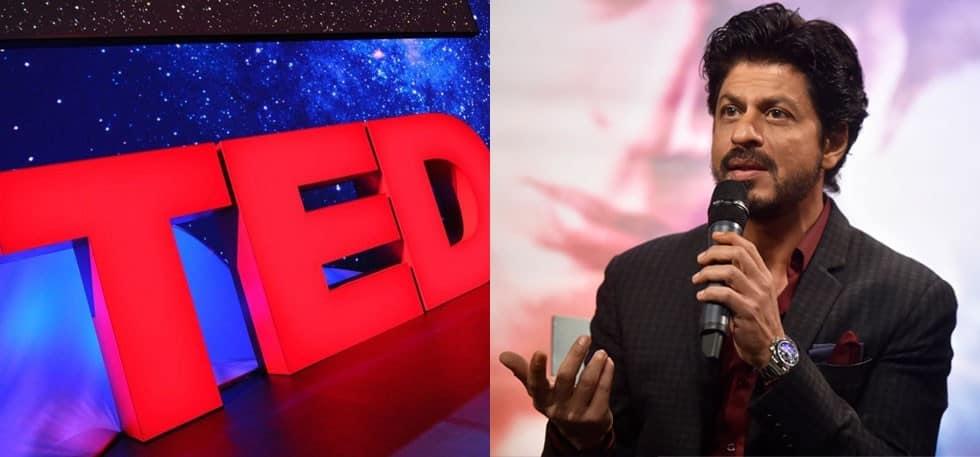 टीवी पर हिंदी टॉक शो 'TED टॉक्स' को होस्ट करेंगे शाहरुख खान !