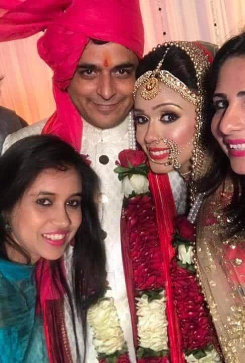 तस्वीरें : बॉलीवुड एक्ट्रेस ऋषिता भट्ट ने की सीक्रेट शादी !