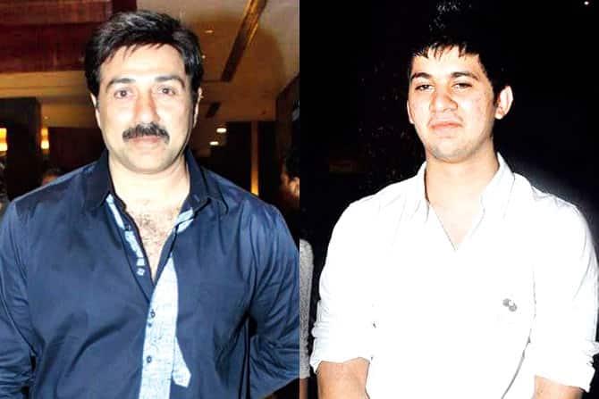 सनी देओल के बेटे करन के पास डेब्यू से पहले ही लग गई है फिल्मों के ऑफर्स की झड़ी !