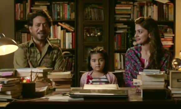 इरफ़ान खान की नयी फिल्म 'हिंदी मीडियम' का ट्रेलर आपको इस समय के कड़वे सच के बारे में बताएगा !