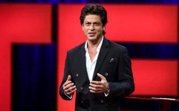 तस्वीरें : अपने मज़ाकिया अंदाज़ से शाहरुख़ ने अपने पहले टेड टॉक में जीत लिया सबका दिल !