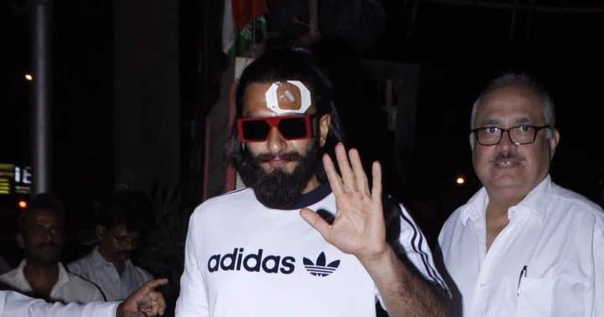 फिल्म 'पद्मावती' की शूटिंग के दौरान घायल हुए रणवीर सिंह !