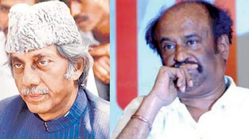 साउथ के भगवान रजनीकांत के खिलाफ किसने भेजा नोटिस ?