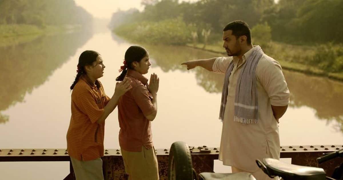 आमिर खान की फिल्म 'दंगल' ने अब तक का सबसे बड़ा रिकॉर्ड भी किया अपने नाम !