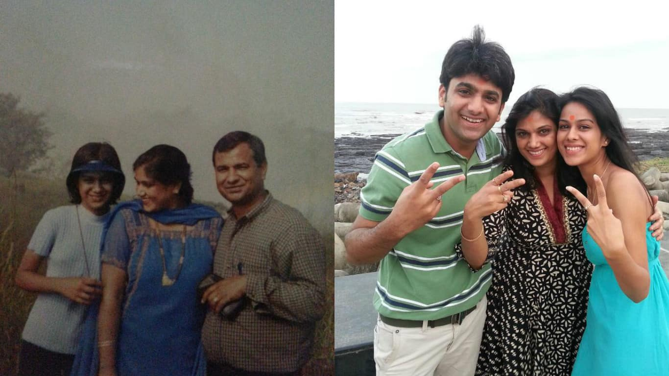 In Pictures: 16 Gorgeous TV Actresses With Their Family!