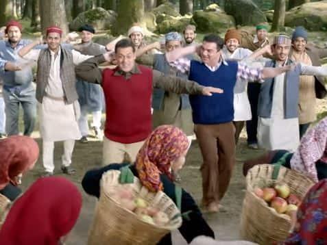 सलमान खान की फिल्म 'ट्यूबलाइट' का नया गाना नाच मेरी जान इस साल का बेस्ट ब्रोमांस सॉन्ग हैं !